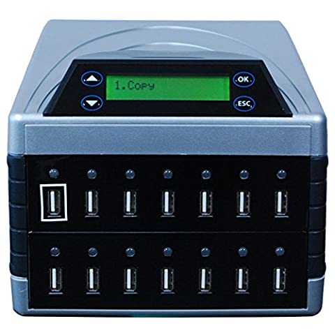 1-13 Mehrere USB-Stick Duplicator / USB Flash Card