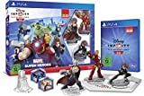 Disney Infinity 2.0: Marvel Super Heroes Starter-Set - [Playstation 4]