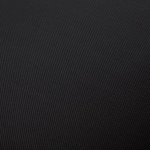 dibea DB00852 Hundebett in strapazierfähigen Oxfordgewebe, L, schwarz