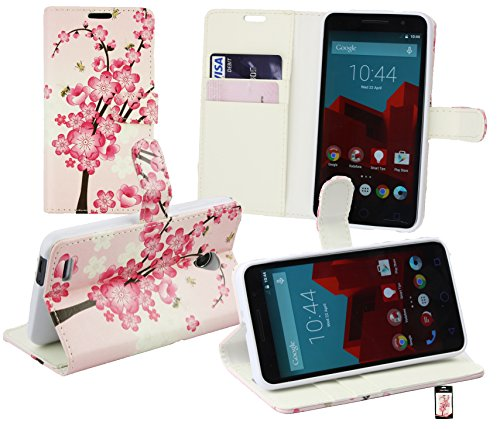 Emartbuy MA453874 - Funda para móvil Vodafone Smart Prime 6, color rosa
