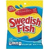 Swedish Fish Soft & Chewy Candy 5Oz Bag