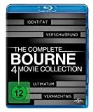 The Complete Bourne Collection  Bild
