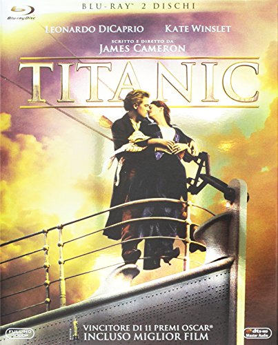 Titanic [Blu-ray] [IT Import]