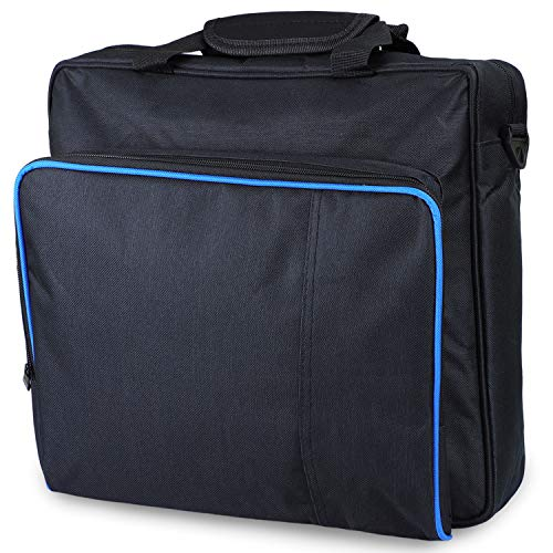 Spiel Premium-Konsole Reisetragetasche / Schutztasche / Protective Bag / Im-Auto-Tasche für PlayStation 4 Pro / Xbox One X und Mehr - Die Xbox Netzkabel One Für