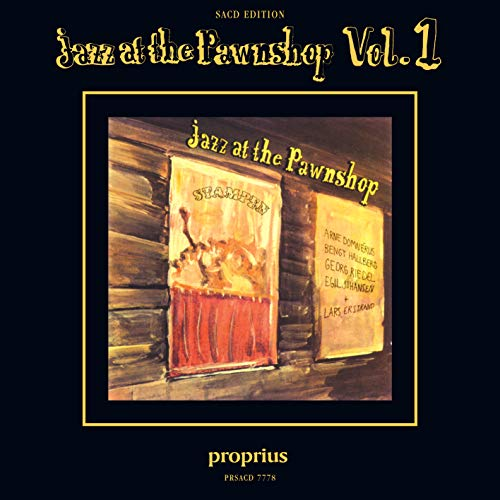 Jazz at the Pawnshop Vol.1