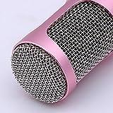 Tradico® K068 Handheld Home KTV Portable Karaoke Microphone Mic Player Bluetooth Speaker