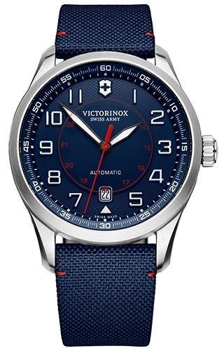 Victorinox Reloj Analogico para Hombre de Automático con Correa en Tela 241792