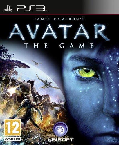 Ubisoft James Cameron's Avatar: The Game (PS3) PlayStation 3 vídeo - Juego (PlayStation 3, Acción / Aventura, E12 + (Everyone 12 +), Ubisoft Montreal)