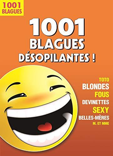 1001 blagues désopilantes !