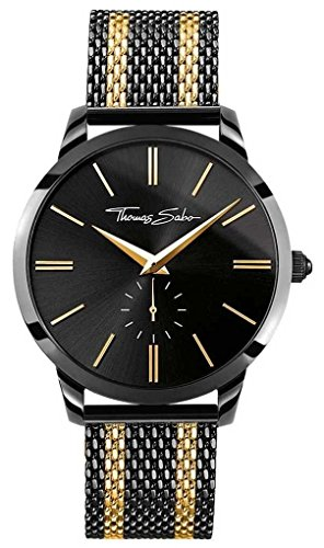 Montre Homme - Thomas Sabo WA0286-282-201-42mm