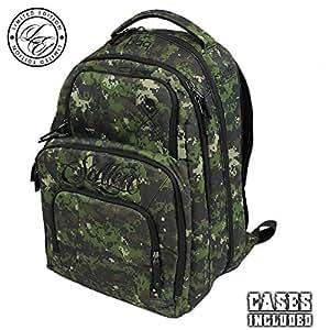 Sullen nature sac à dos pour bottes-blaq homme tätowierer paq onyx assault sac à dos camouflage daypack à l'abrasion et étanche
