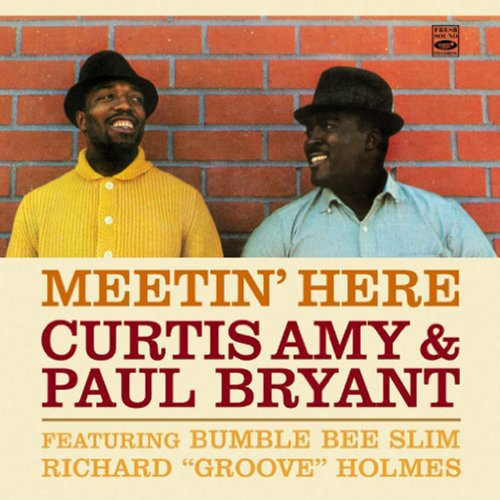 Curtis Amy Paul Bryant This Is The Blues