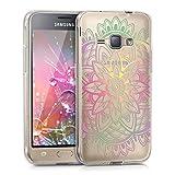 kwmobile Crystal Case Hülle für > Samsung Galaxy J1