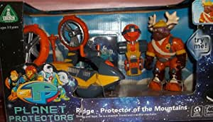 Planet Protectors - Ridge Protector of the Mountains