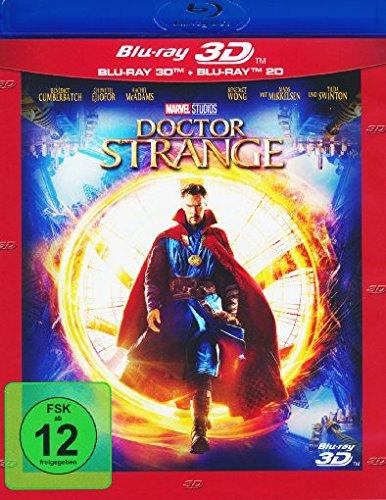 Doctor Strange (+ Blu-ray 2D)