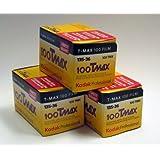 Kodak value 100 36exp , 3 Stück schwarz und weiß Film