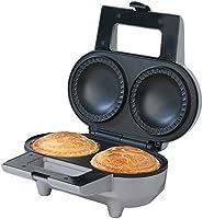 Salter EK1691 Deep Fill Double Non-Stick Electric Pie Maker, 1000 W
