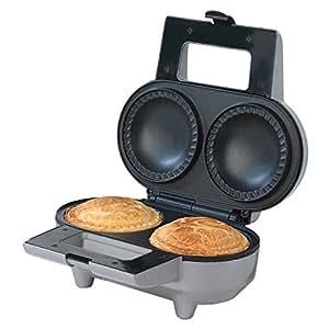 Salter EK1691 Double Pie Maker, 1000W