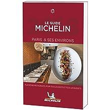Le guide MICHELIN Paris & ses environs 2018