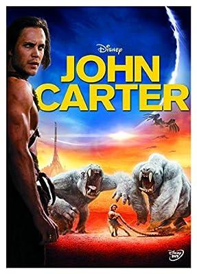 John Carter: Zwischen zwei Welten [DVD] [Region 2] (IMPORT) (Keine deutsche Version)