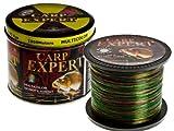 Carp Expert Multicolor 1000m 0,25mm 8,50kg Karpfenschnur Angelschnur Monofile Schnur Mono Schnur