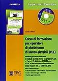 Corso di formazione per operatori di piattaforme di lavoro elevabili (PLE)