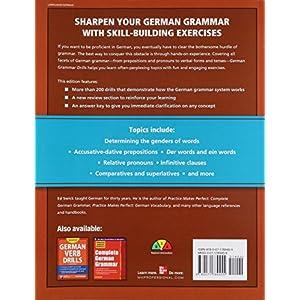 Jetzt herunterladen pdf German Grammar Drills