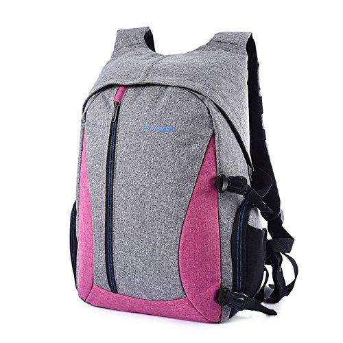Fall Rucksack Digital Laptop Rucksack Für Männer/Frauen,Pink (Notebook-rucksack North Face Rosa)