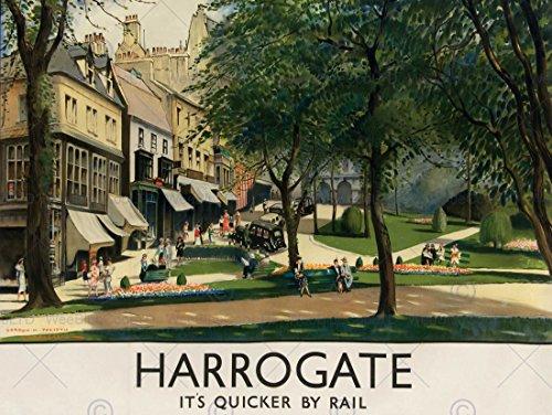 advertisement-england-british-harrogate-rail-30x40-cms-fine-art-print-affiche-imprimer-art-poster-bb