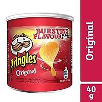 Pringles Original Flavour Potato Chips, 40 grams Can