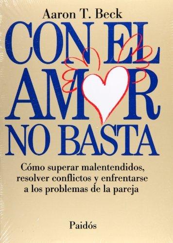 Libro con el amor no basta