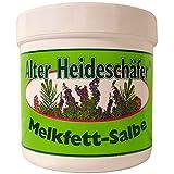 Alter Heideschäfer 2er vantaggio pack Melk Grasso Unguento, 2Barattoli a 250ML