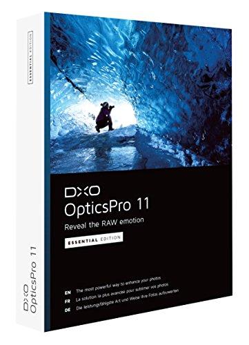 DxO Optics Pro 11 édition essential