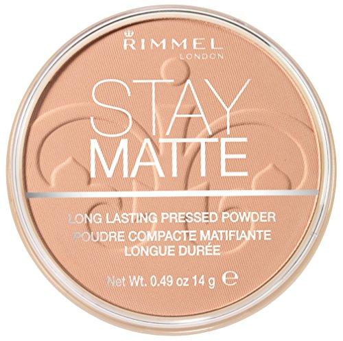 Rimmel Stay Matte Pressed Powder 005Silky Beige