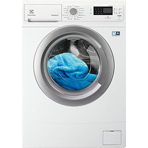 Electrolux EWS1264SDU Autonome Charge avant 6kg 1200tr/min A+++ Blanc machine à laver - Machines à laver (Autonome, Charge avant, Blanc, boutons, Rotatif, Gauche, 1,4 m)