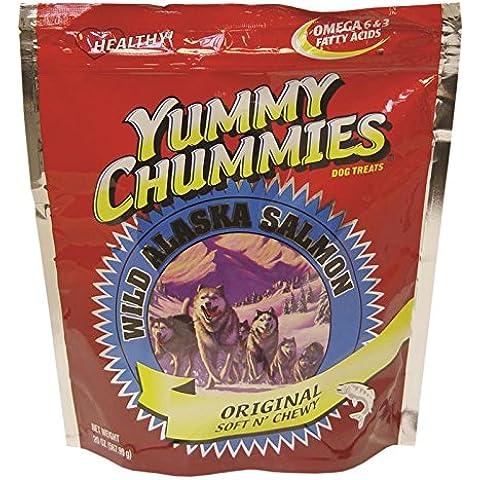 25cm Yummy Chummies Wild Alaska Salmon Original