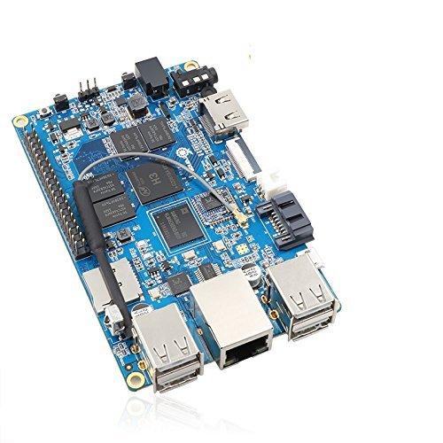 Orange Pi Plus 2 H3 Quad Core 1.6GHZ 2GB RAM 4K Open-source development board beyond raspberry pi 2