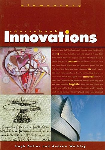 Innovations Elementary Package. Coursebook + 3 Audio CDs: A Course in Natural English