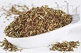 Basilikum Gewürz, gerebelt, 1.Sorte unbehandelt, für Tomatengerichte, Salate und Pastasossen, 50g