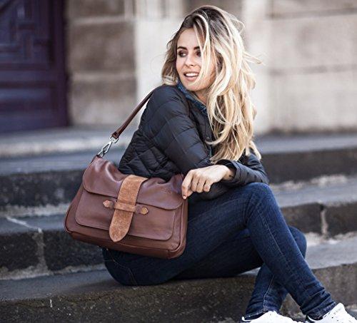 Léa Toni Stella, Borsa a tracolla donna Vinaccia