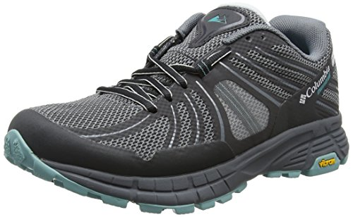 Columbia Women's Mojave Outdry Trail Running Shoes, Grey (Grey Ash/ Iceberg), 7.5...