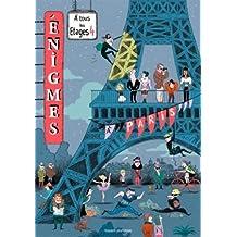 Enigmes a tous les etages a Paris