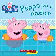 SPA-PEPPA PIG PEPPA VA A NADAR