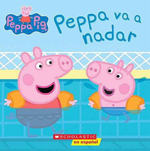 Peppa va a nadar