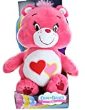 Care Bears Soft Plush Soft Toy 27cm-Love-a-Lot Bear