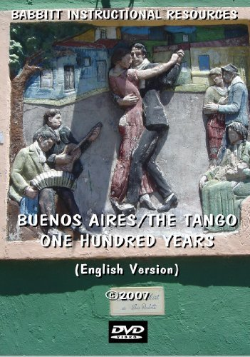 Preisvergleich Produktbild Buenos Aires / The Tango - One Hundred Years (English Version) [DVD+CD]
