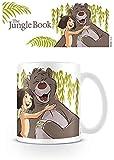 empireposter - Jungle Book, The - Laugh - Größe (cm), ca. Ø8,5 H9,5 - Lizenz Tassen, NEU - Beschreibung: - Keramik Tasse, weiß, bedruckt, Fassungsvermögen 320 ml, offiziell lizenziert, spülmaschinen- und mikrowellenfest -
