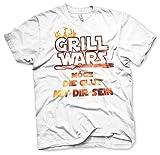 Wotan Textil Grill Wars - Möge die Glut mit Dir Sein - Shirt 4XL