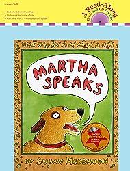 Martha Speaks [With CD (Audio)]