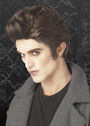 Halloween Edward Cullen Twilight Style Wig by Struts Fancy Dress